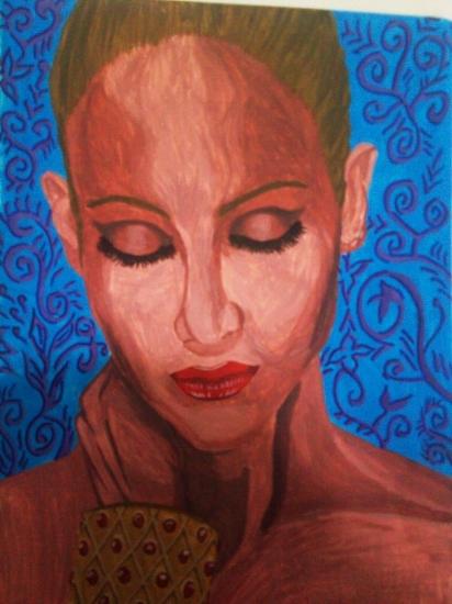 Jennifer Lopez by Nihale